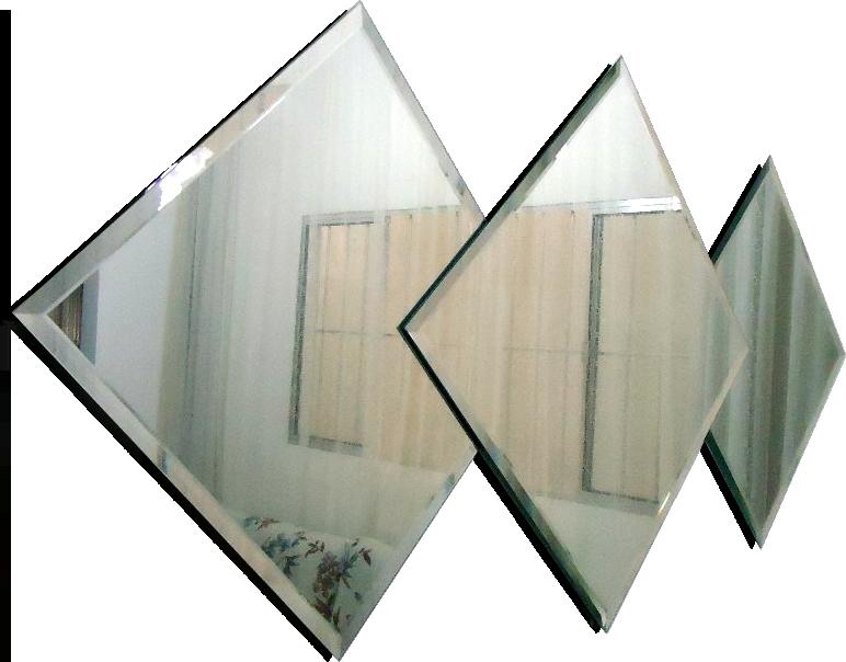 Espelhos em Santos